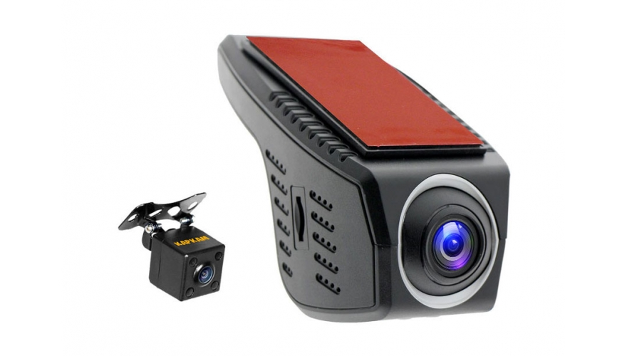 Видеорегистратор КАРКАМ U4-HD видеорегистратор каркам f2