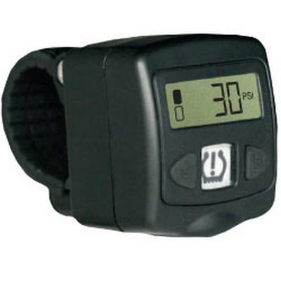 Система контроля давления и температуры в шинах для мотоциклов ParkMaster TPMaSter TPMS 2-02 (внешние датчики, дисплей на руль)