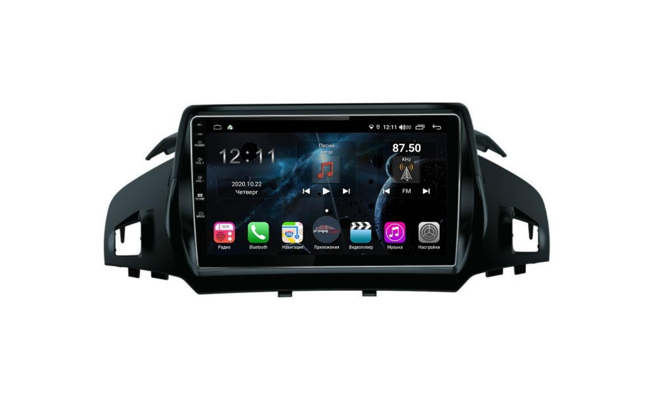 Штатная магнитола FarCar s400 для Ford Kuga на Android (H362R) (+ Камера заднего вида в подарок!)