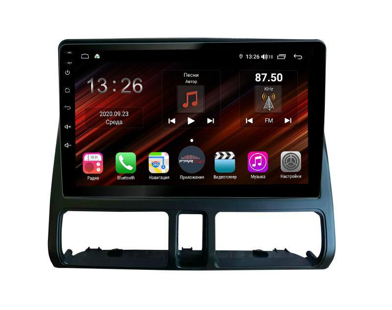 Штатная магнитола FarCar s400 Super HD для Honda CR-V на Android (XH1240R) (+ Камера заднего вида в подарок!)