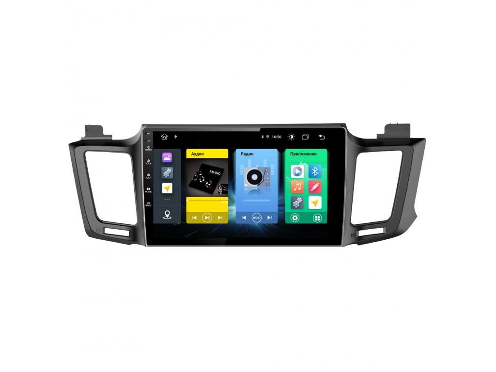 Головное устройство vomi FX365R10-MTK-LTE для Toyota Rav4 2013-2019 (+ Камера заднего вида в подарок!)