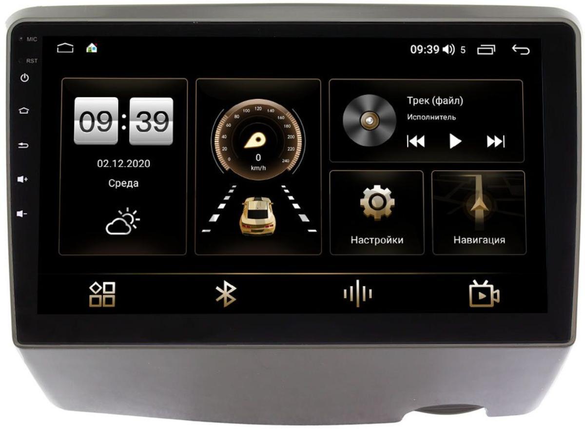 Штатная магнитола LeTrun 4166-9294 для Toyota Vitz I (XP10) 1999-2005 на Android 10 (4G-SIM, 3/32, DSP, QLed) (+ Камера заднего вида в подарок!)