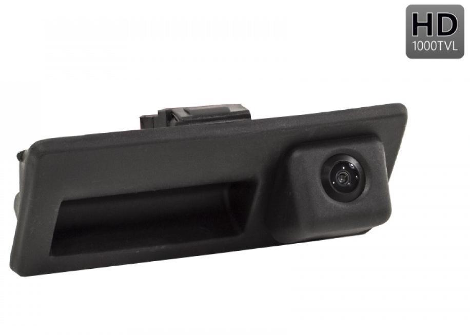 CCD HD штатная камера заднего вида AVS327CPR (#003) для автомобилей AUDI/ PORSCHE/ SKODA/ VOLKSWAGEN