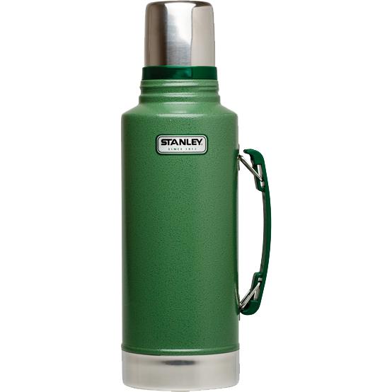 Термос Stanley Classic Legendary Vacuum Bottle (1.9л) зеленый