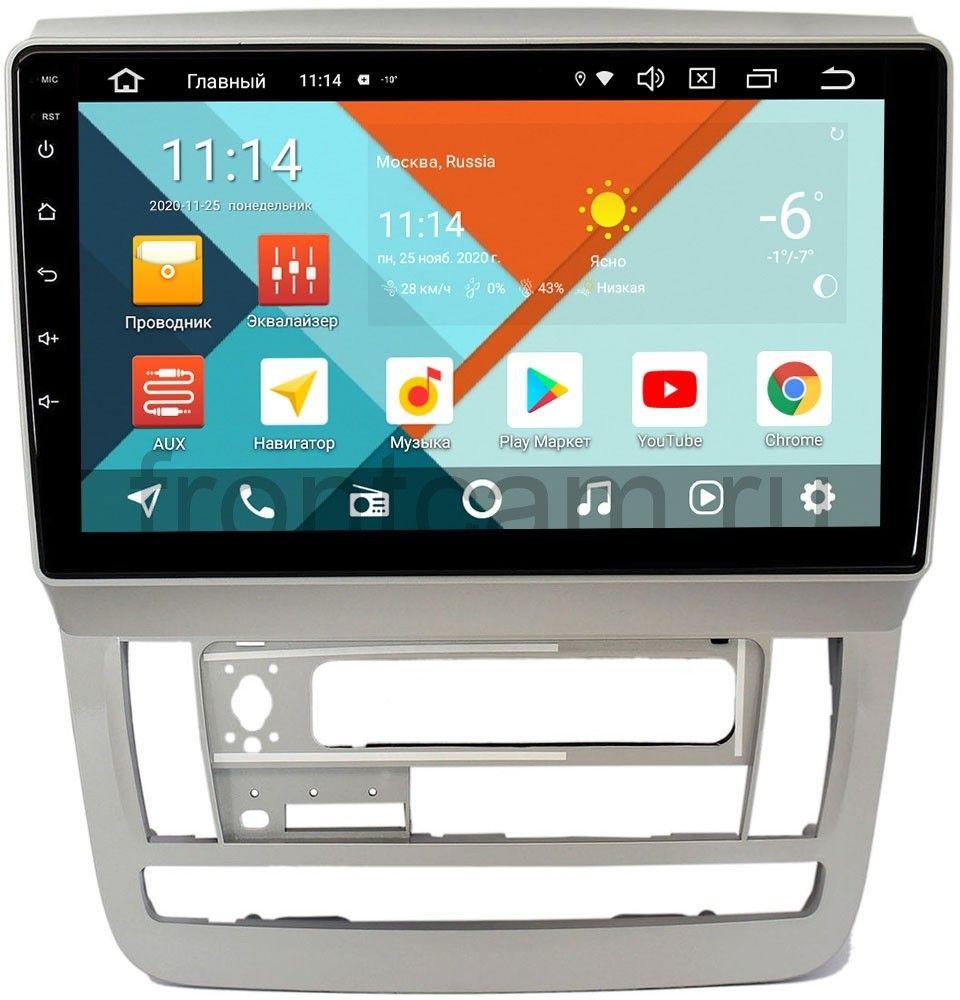 Штатная магнитола Toyota Alphard I Wide Media KS9239QR-3/32 DSP CarPlay 4G-SIM на Android 10 (+ Камера заднего вида в подарок!)