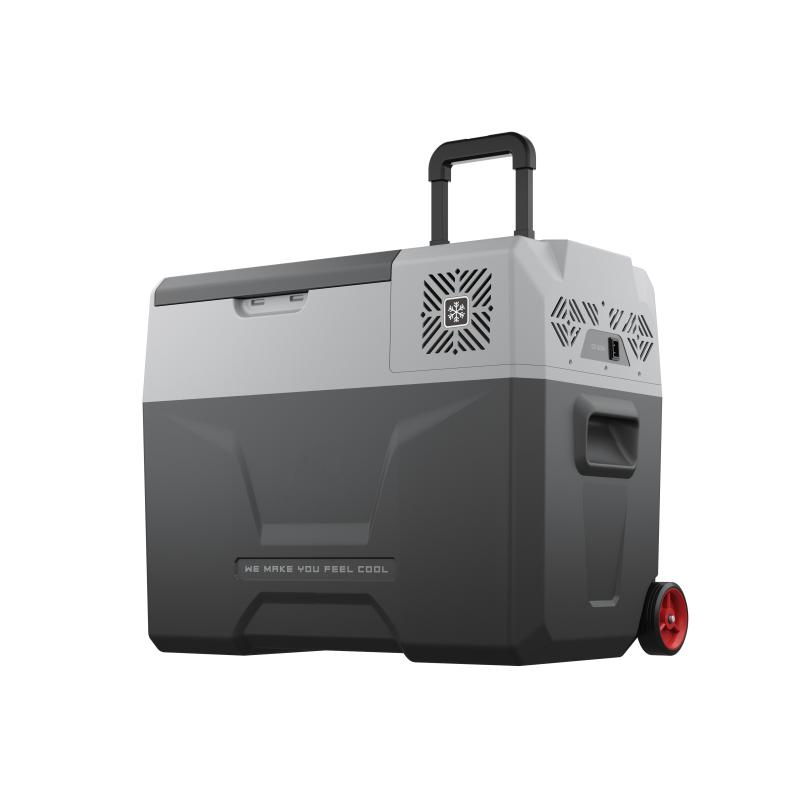 Автохолодильник компрессорный Alpicool CX40 (+ Аккумулятор холода в подарок!)