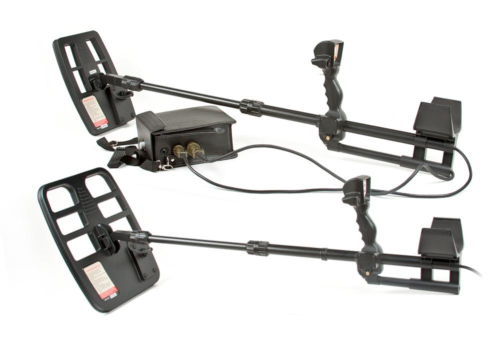 Металлоискатель с георадаром Makro Jeohunter 3D Dual System