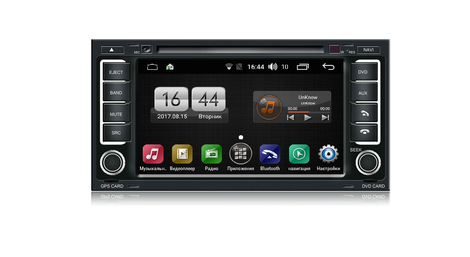 Штатная магнитола FarCar s170 для VW Touareg на Android (L042) lsqstar 7 android car dvd player w gps radio wifi canbus pip swc rds for vw sharan golf t5 polo b5