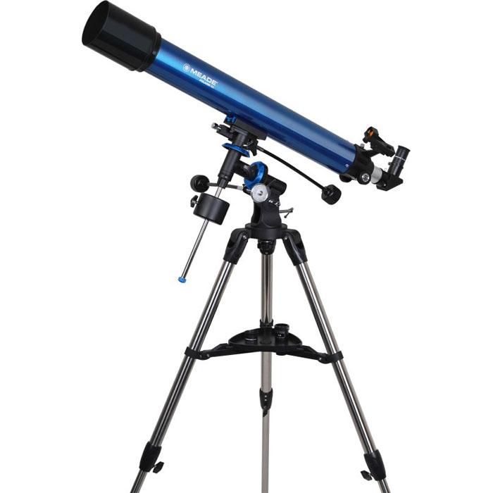 Фото - Телескоп Meade Polaris 90 мм (+ Книга «Космос. Непустая пустота» в подарок!) увлажнитель воздуха polaris puh 5806di