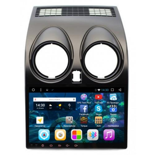 Штатная магнитола vomi VM2732-T8 для Nissan Qashqai 2006-2013 Android 8.1 (+ Камера заднего вида в подарок!)