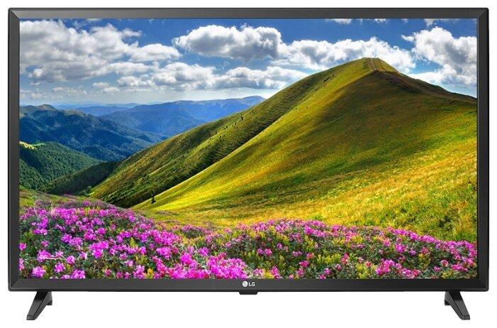 Телевизор LED LG 32LJ510U, черный