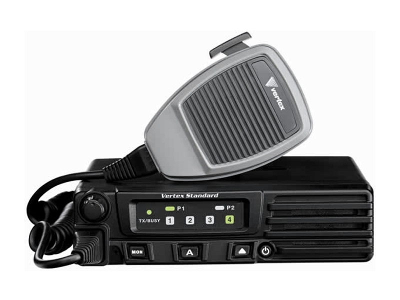 Базово-мобильная рация VERTEX VX-4104 (25 Вт) (+ настройка бесплатно!) базово мобильная рация vertex vx 4104 25 вт настройка бесплатно