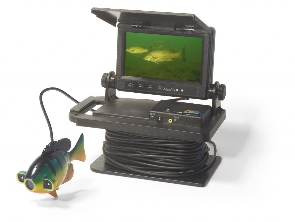 Подводная камера Aqua-Vu 760 c подводная видеокамера aqua vu av micro plus with dvr