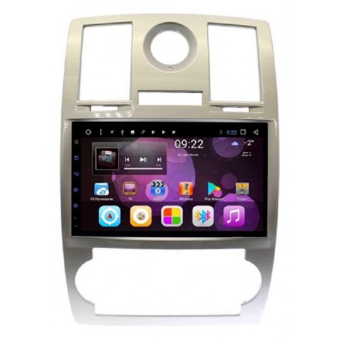 Головное устройство Vomi ST2746-T8 для Chrysler 300C (ушастик) (+ Камера заднего вида в подарок!)
