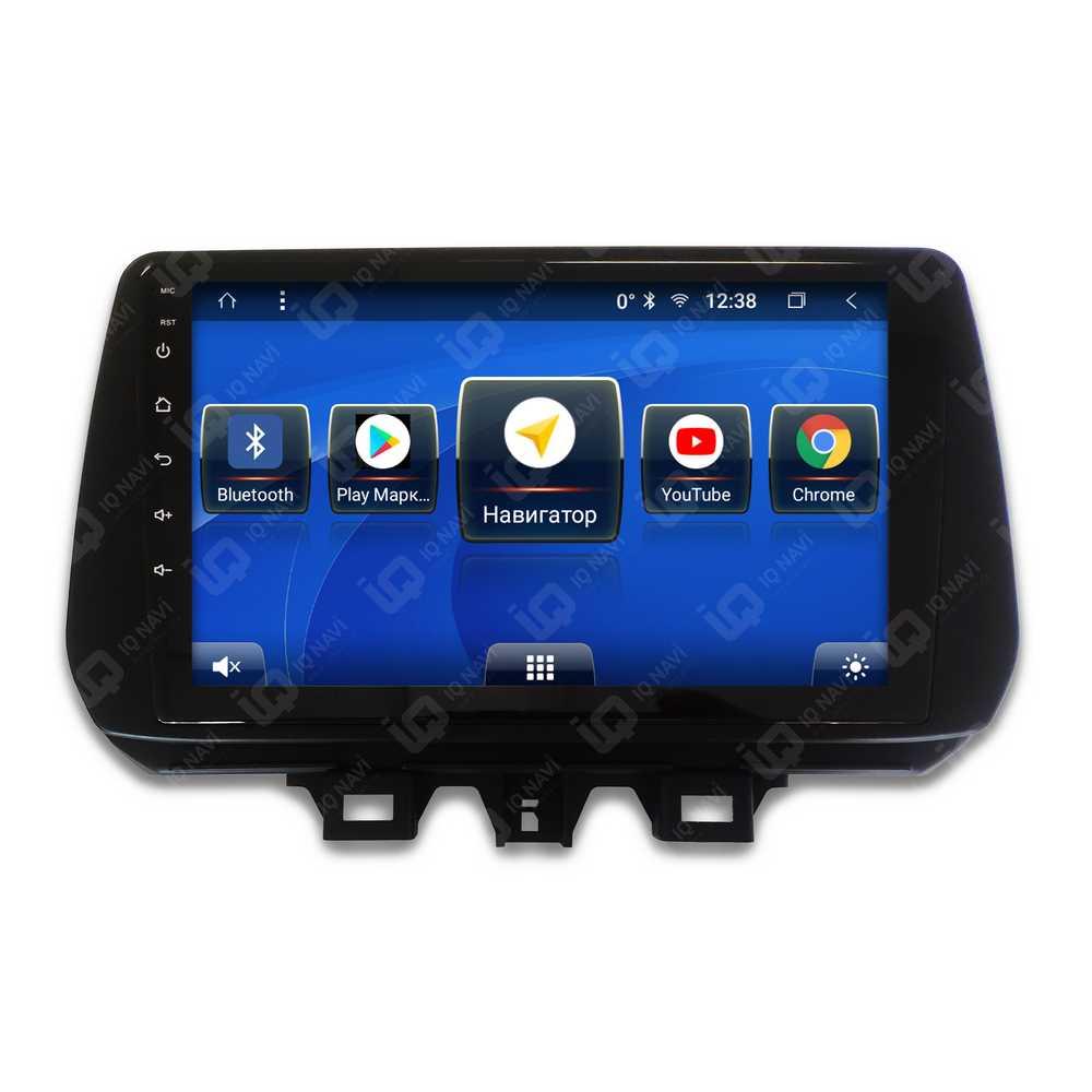 Автомагнитола IQ NAVI TS9-1621CFHD Hyundai Tucson Restyle (TL) (2018+) 9