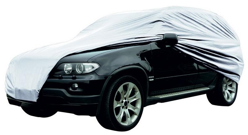 Тент-чехол для внедорожника AVS JC-520 XL (водонепроницаемый) тент avs cc 520 влагостойкий размер l 457х165х119см на автомобиль