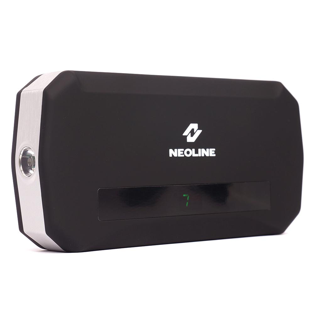Пуско-зарядное устройство для автомобиля Neoline Jump Starter 500A (+ Антисептик-спрей рук в подарок!)