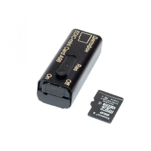 Диктофон Edic-mini CARD A98 цена и фото