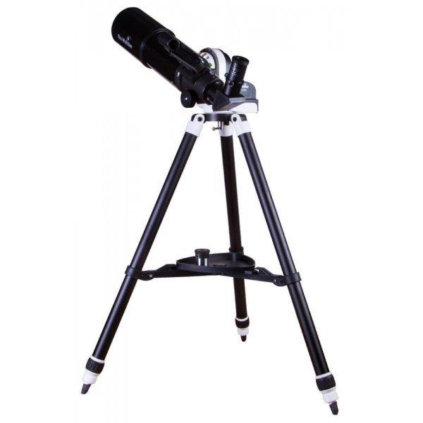 Фото - Телескоп Sky-Watcher 80S AZ-GTe SynScan GOTO (+ Книга «Космос. Непустая пустота» в подарок!) телескоп sky watcher mak90 az gte synscan goto