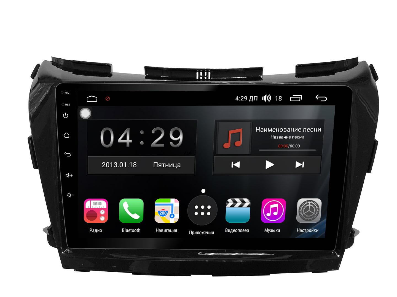 Штатная магнитола FarCar s300-SIM 4G для Nissan Murano на Android (RG1226R) (+ Камера заднего вида в подарок!)