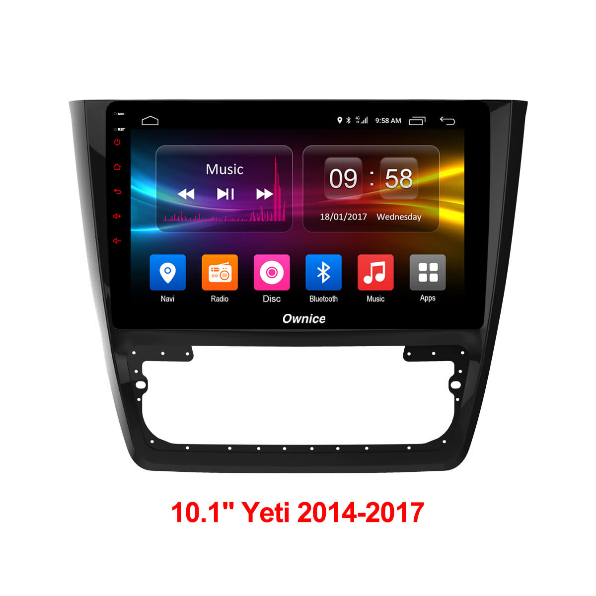 Штатная магнитола CARMEDIA OL-1919 DVD Skoda Yeti NEW lp133wh2 spa1 lp133wh2 spa1 lcd screen 1366 768 ips edp 30 pins good original new for laptop