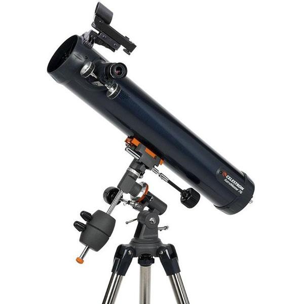 Фото - Телескоп Celestron AstroMaster 76 EQ (+ Книга «Космос. Непустая пустота» в подарок!) ящик для инструментов fit 65552