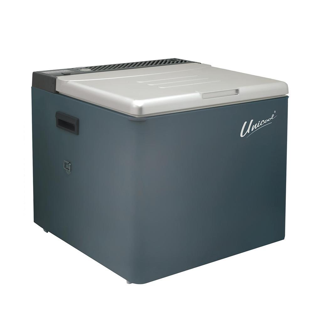 Холодильник автомобильный электрогазовый Camping World Absorption gas refrigerat 42L (цвет - серый)