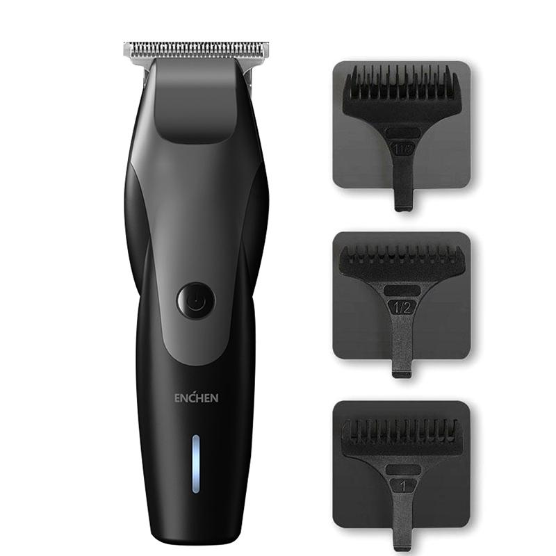 Электрическая машинка для стрижки волос Xiaomi ENCHEN Hummingbird Black