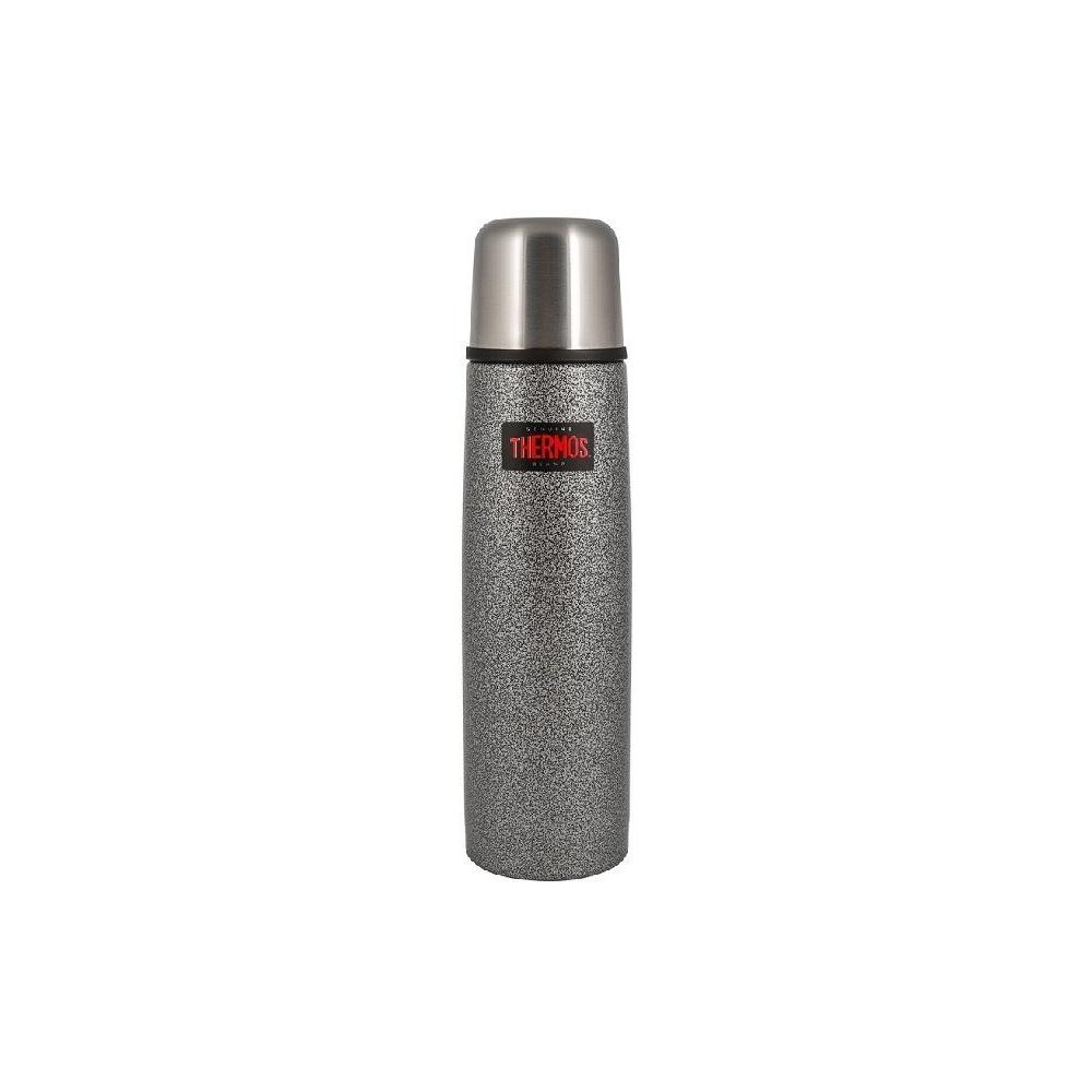 Термос классический Thermos FBB 750HM, 0,75 л (цвет - серый) (+ Поливные капельницы в подарок!) fbb