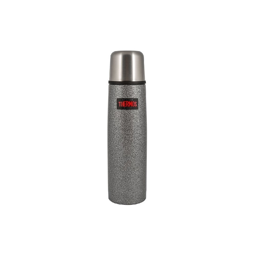 Термос классический Thermos FBB 750HM, 0,75 л (цвет - серый)
