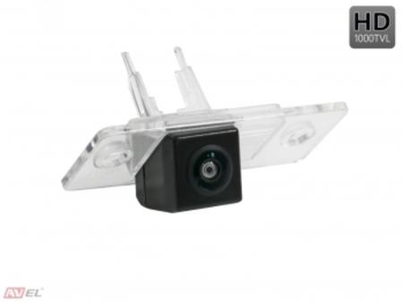 CCD HD штатная камера заднего вида AVS327CPR (#105) для автомобилей PORSCHE/ VOLKSWAGEN