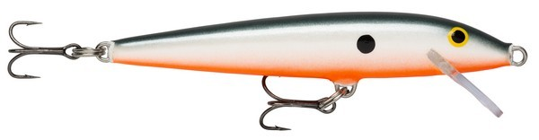 Воблер плавающий Rapala Original Floater F11-SD (1,2м-1,8м, 11 см 6 гр) цена