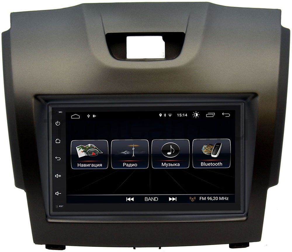 Штатная магнитола LeTrun 2380-RP-CVTB-20 для Chevrolet Trailblazer II 2012-2016 Android 8.0.1 MTK-L