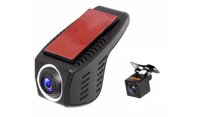Видеорегистратор КАРКАМ U4-FullHD (+ Разветвитель в подарок!) видеорегистратор каркам официальный сайт