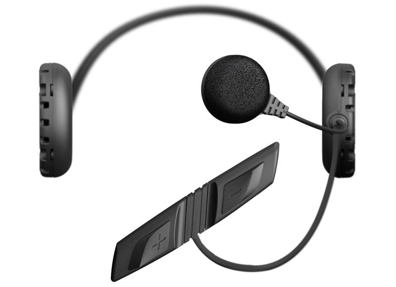 Комплект Bluetooth-гарнитура и интерком SENA 3S-W (для закрытого шлема) (+ Набор для ухода за транспортом в подарок!)