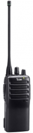 Профессиональная портативная рация Icom IC-F26 профессиональная цифровая рация icom ic f3103d