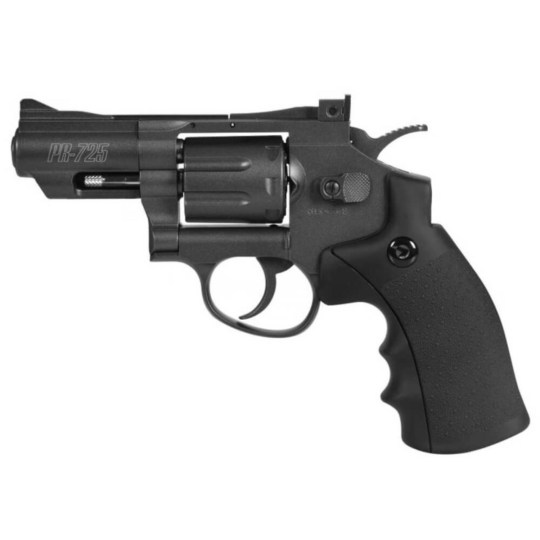 Пневматический пистолет GAMO PR-725 REVOLVER