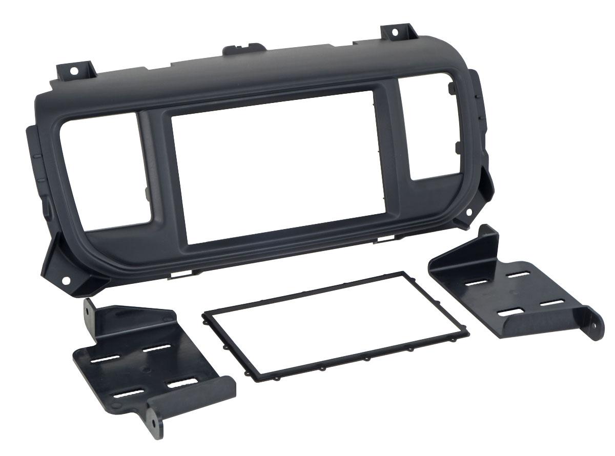 Переходная рамка Incar RTY-N64 для Citroen Jumpy; Toyota Proace, Verso; Peugeot Expert, Traveller 2Din