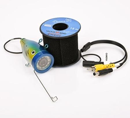 Подводная видеокамера Фишка 703 (Карта памяти microSD на 32 ГБ в подарок!)