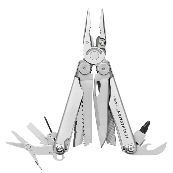 Мультитул Leatherman Wave PLUS мультитул leatherman charge plus tti чардж плюс тти