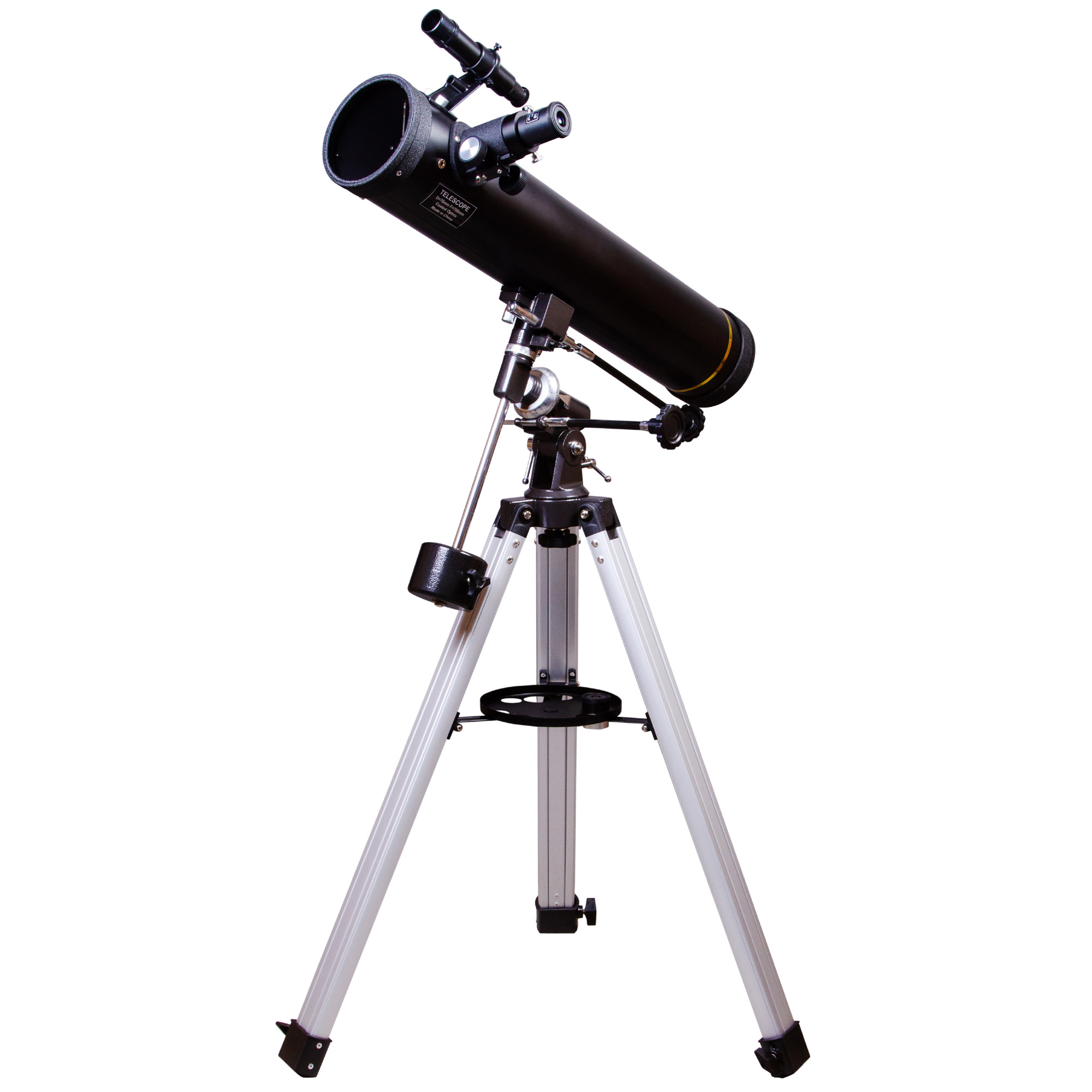 Фото - Телескоп Levenhuk Skyline PLUS 80S (+ Книга «Космос. Непустая пустота» в подарок!) телескоп bresser arcturus 60 700 az книга космос непустая пустота в подарок