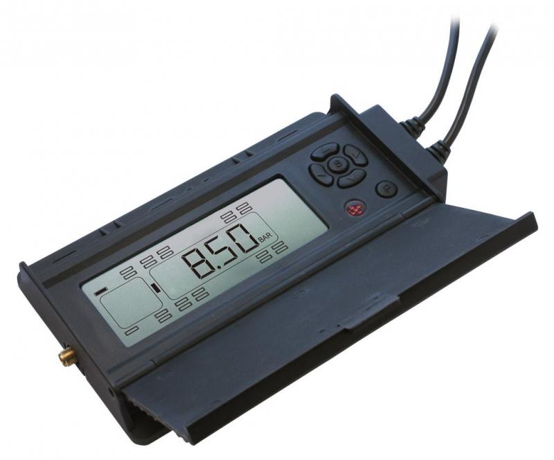 цена на Cистема контроля давления в шинах ParkMaster TPMS 6-13 (дисплей, 6 внешних датчиков) (+ Салфетки из микрофибры в подарок)