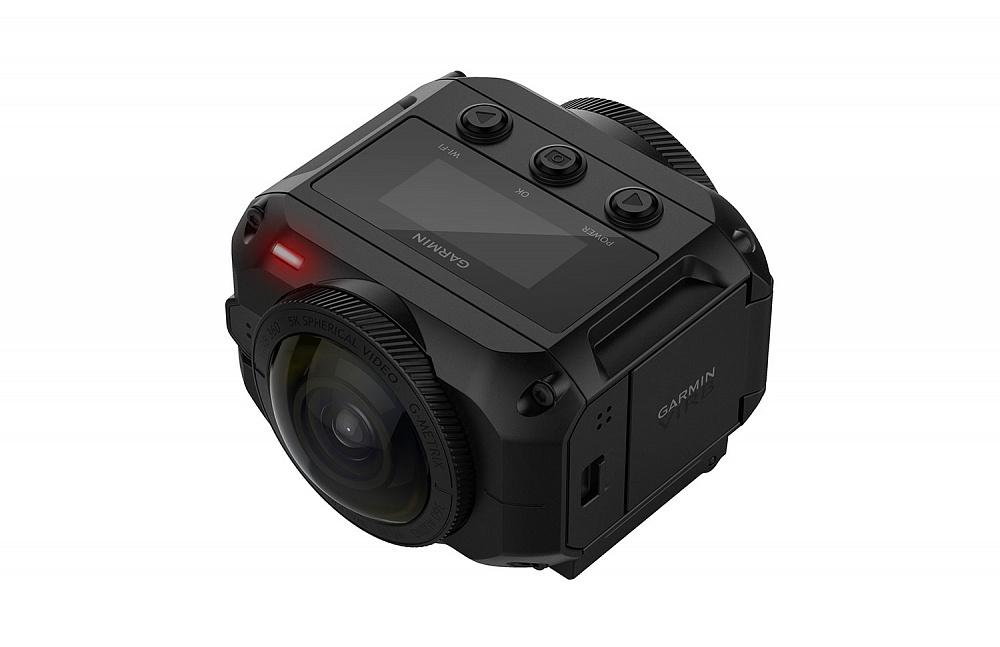 Экшн камера Garmin Virb 360 hp ac100 экшн камера