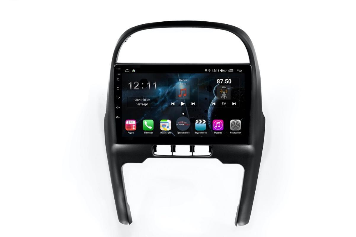 Штатная магнитола FarCar s400 для Chery Tiggo 7 на Android (H1027R) (+ Камера заднего вида в подарок!)