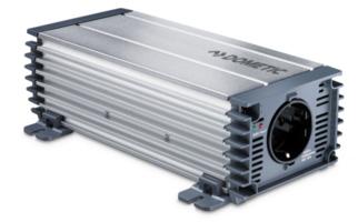 Преобразователь напряжения Dometic PerfectPower PP602 (11-15В > 220В, 550 Вт) преобразователь инверторный а м wester msw250 12 220в usb 250вт модифицированная синусоида