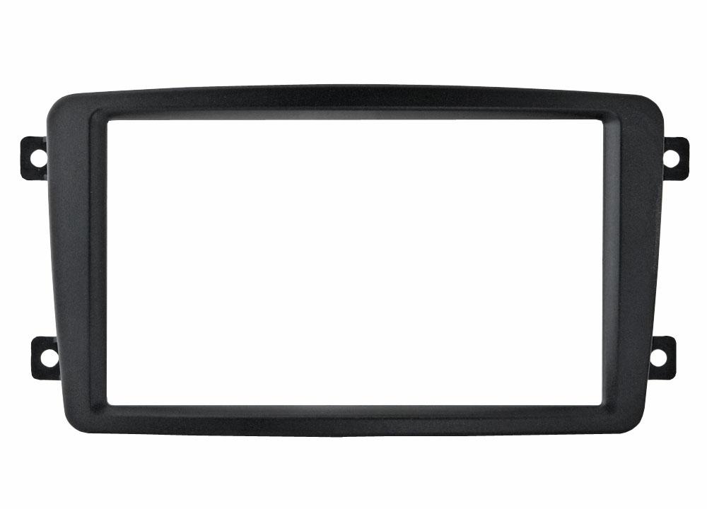 Переходная рамка Intro RMB-C00W для Mercedes C-klass (W203) 00-04, Viano 03-06, Vito до 06, CLK 2DIN