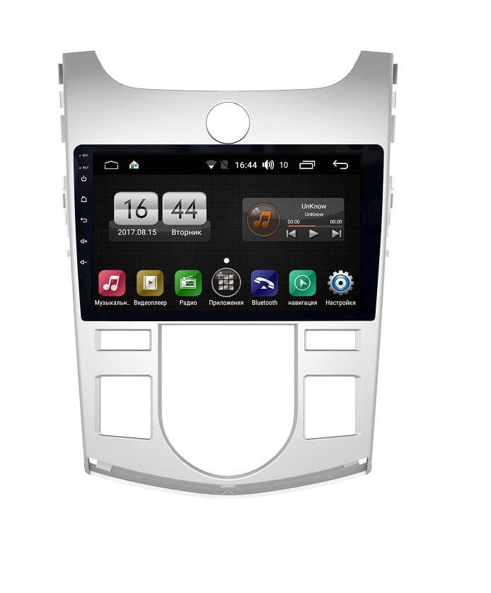 Штатная магнитола FarCar s185 для KIA Cerato 2009-2012 на Android (LY038R) (+ Камера заднего вида в подарок!)