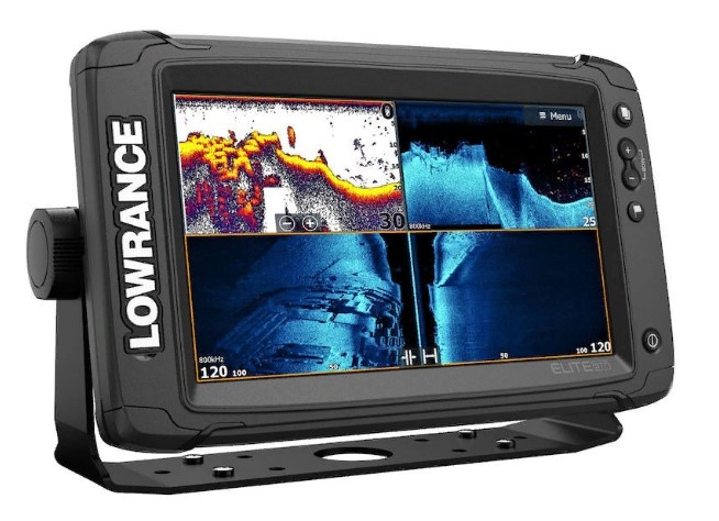 Lowrance Elite-9 Ti2 with Active Imaging 3-in-1 (ROW) (+ Леска в подарок!)