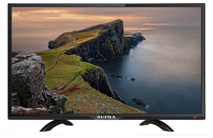 Фото - Телевизор SUPRA STV-LC24LT0060W, черный кинотеатр