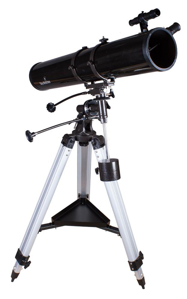 Фото - Телескоп Sky-Watcher BK 1149EQ2 (+ Книга «Космос. Непустая пустота» в подарок!) телескоп sky watcher skyhawk bk 1145eq1 книга космос непустая пустота в подарок
